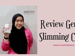 Review Menggunakan Genetrix Slimming Cream