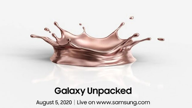 Samsung Unpacked - how to watch the Note 20, Galaxy Z Fold 2 announcement August 5