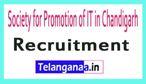 Society for Promotion of IT in Chandigarh SPIC Recruitment Notification
