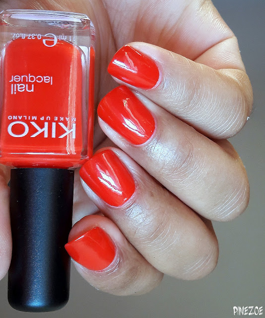Kiko #236 - Orange Red