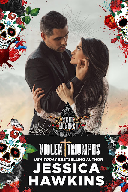 violent triumphs jessica hawkins cover reveal