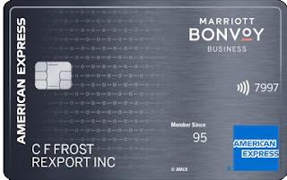 Review Marriott Bonvoy Business American Express Card [100,000 Marriott Bonvoy Bonus Points, Platinum Elite Status and $150 Credit on U.S. Advertising]