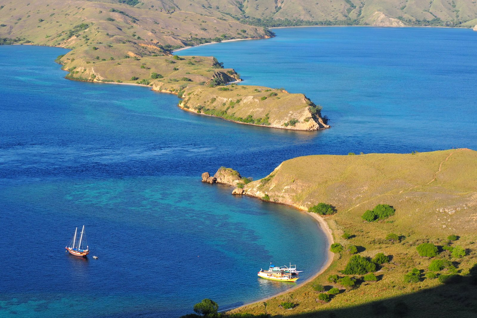 Sailing Trip Komodo National Park