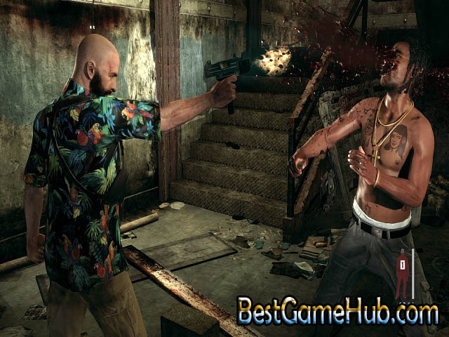 Max Payne 3 High Compressed PC Game Download