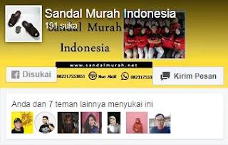 sandal murah indonesia