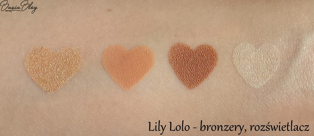 bronzer Lily Lolo, bronzer mineralny Lily Lolo, bronzery Lily Lolo, bronzery mineralne Lily Lolo, bronzer sypki Lily Lolo, swatche Lily Lolo, Lily Lolo Waikiki, Lily Lolo South Beach, Lily Lolo Bondi Bronze, rozświetlacz Lily Lolo, rozświetlacz mineralny Lily Lolo, rozświetlacze Lily Lolo, rozświetlacze mineralne Lily Lolo, rozświetlacz sypki Lily Lolo, Lily Lolo Star Dust, rozświetlacz mineralny, bronzer mineralny, mineral bronzer, mineral bronzing powder, mineral highlighter, mineral shimmering powder, Lily Lolo swatch