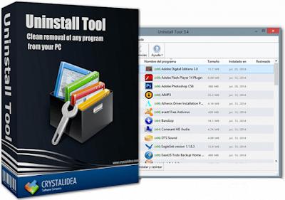 تحميل برنامج Uninstall Tool كامل مجانا