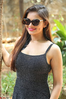 Aswini in lovely Deep Neck Sleeveless Black Dress Spicy Pics ~  Exclusive 67.JPG