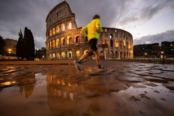 AL VIA 'ARCHEORUNNING' I 2 ALLENAMENTI 'GET READY' PER SCOPRIRE ROMA