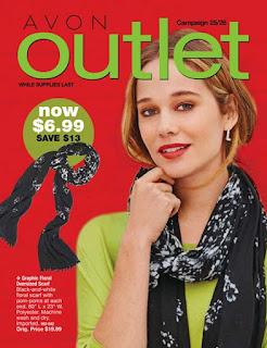 Avon Outlet Campaign 25 & 26 Shop: 11/12/16 - 12/9/16