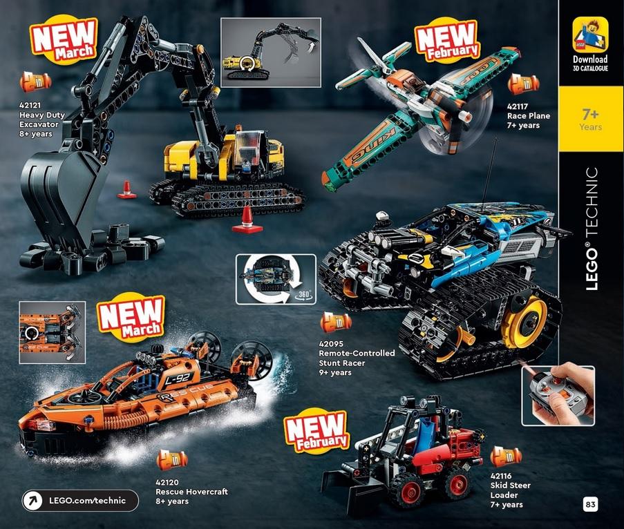 Brick Built Blogs: More Lego 2021 Sets Official Revealed