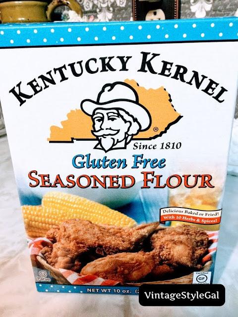 Kentucky Kernel gluten free flour