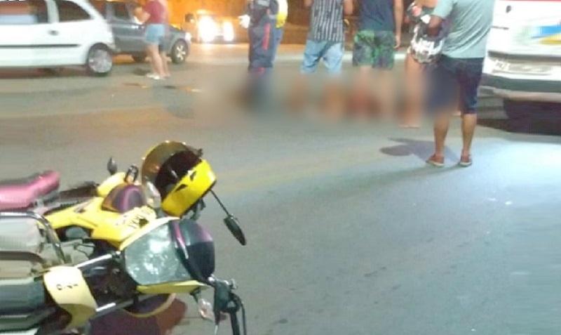 Mototaxista é vítima fatal de acidente na Rod. Lomanto Júnior em Juazeiro (BA) - Portal Spy Notícias de Juazeiro e Petrolina