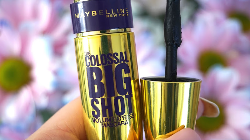 Maybelline Colossal Big Shot | Mascara Review