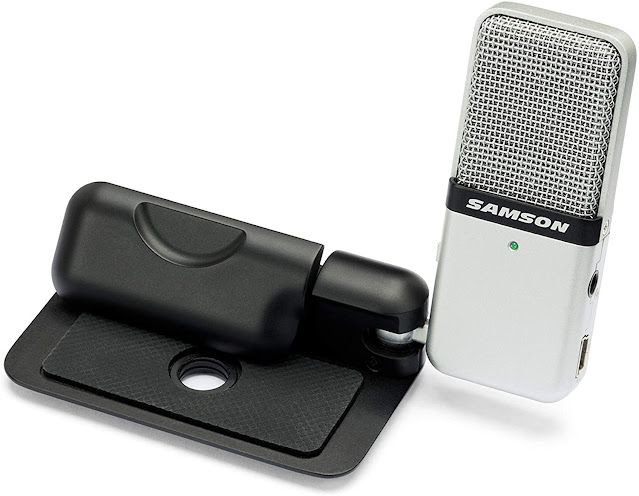 Samson Go Portable USB Condenser Mic