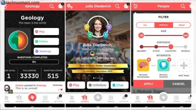quizup,          best android games to download