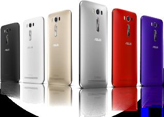 Asus Zenfone 2 Laser 6.0 ZE601KL multimedia sempurna layar 6 inchi