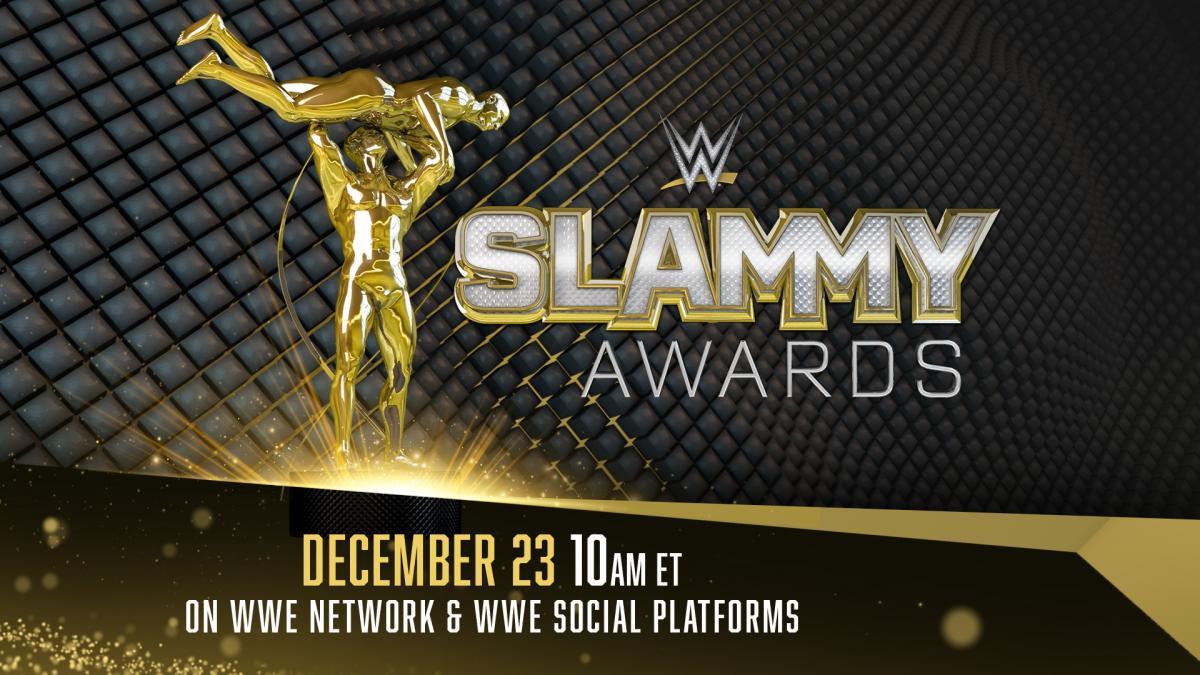 WWE anuncia data, categorias e indicados para o Slammy Awards