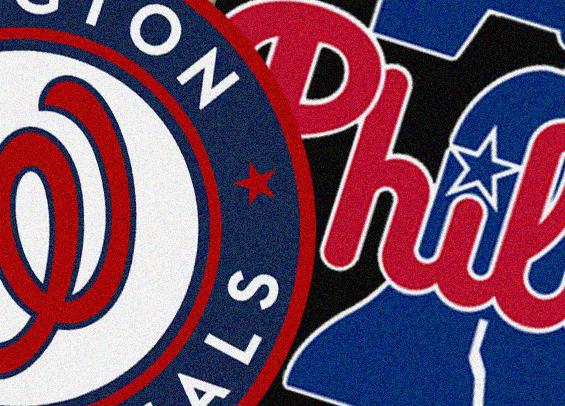 Phillies vs. Nationals