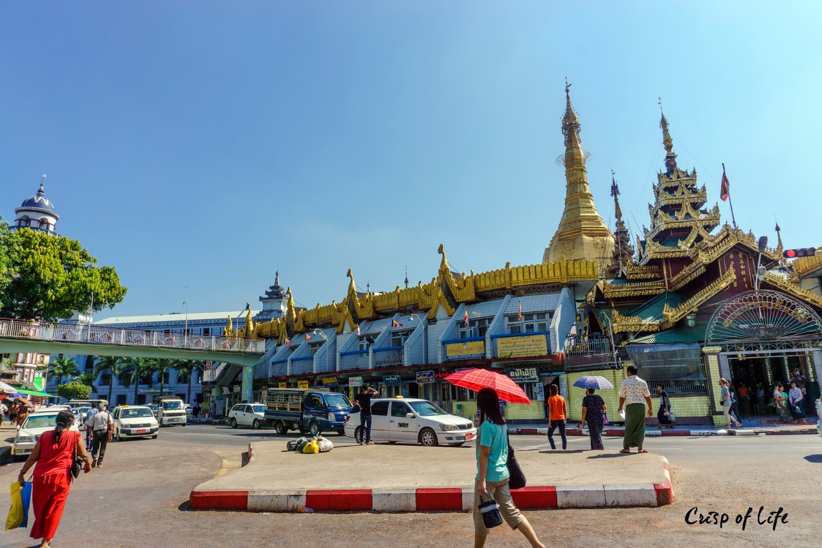 Adventure in Yangon