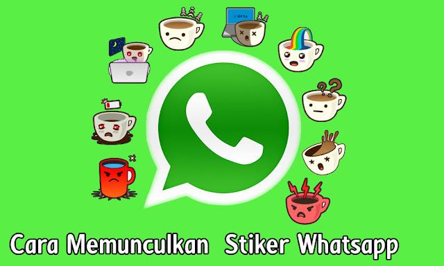 Cara Atasi Stiker Whatsapp Tidak Muncul