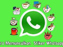 Cara Mengatasi Stiker di Whatsapp Tidak Muncul Meski Sudah Upgrade