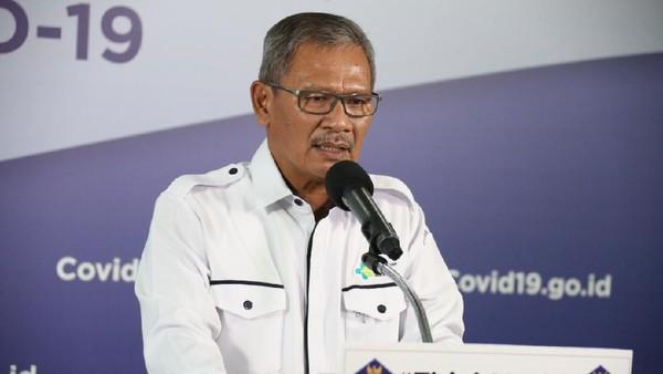 Pernyataan Lengkap Pemerintah soal 11.587 Positif Corona, Sembuh 1.954 Orang
