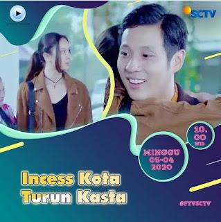 Pemain ftv Incess Kota Turun Kasta