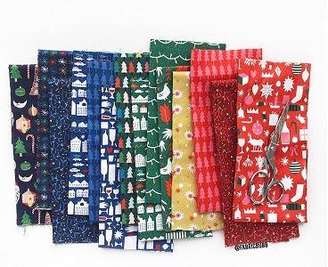 Figo Fabrics Wintertide fabrics