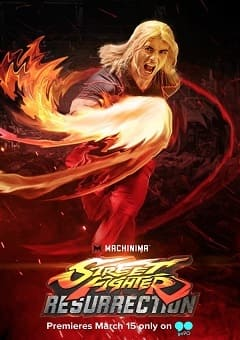 Street Fighter - Resurrection Torrent Download
