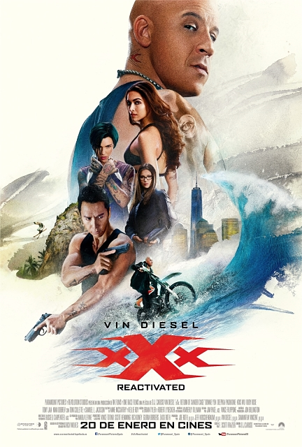 Cartel: xXx: Reactivated (2017)