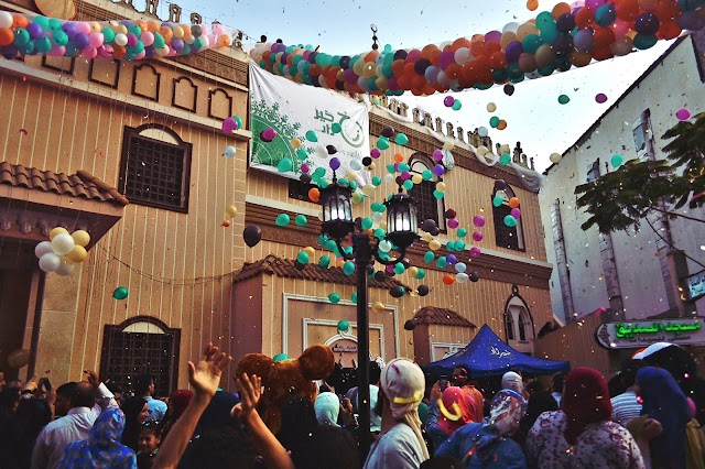 All kinds of festivals of Eid-ul-Fitr are banned in Egypt