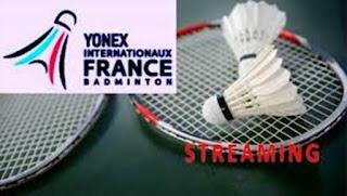 Bulutangkis French Open 2019