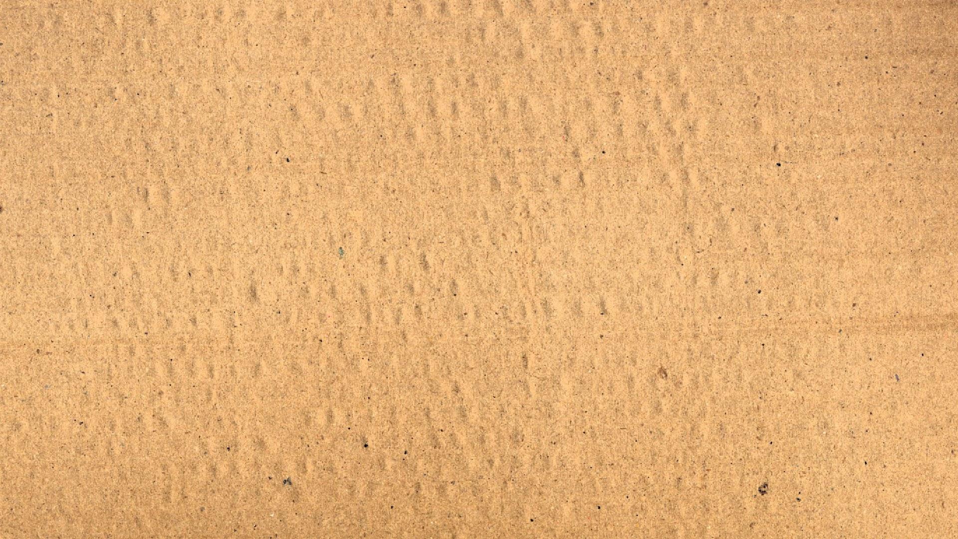 Brown Carton Board Background