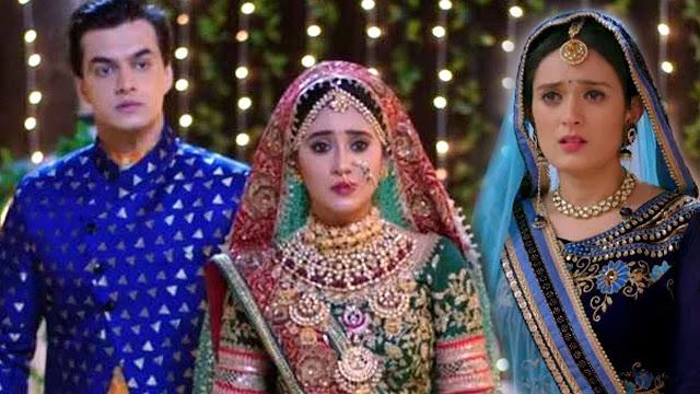Major Dhamaka : Kartik's special surprise for Naira on wedding night in Yeh Rishta Kya Kehlata Hai