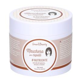 Maschera capelli Nutriente Greenatural