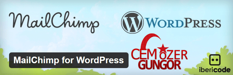 MailChimp Wordpress Eklenti