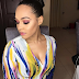 Check out Tania Omotayo's lovely outfit to an event last night
