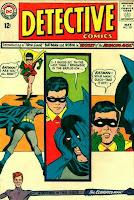 Detective Comics #327 Silver Age Batman comic cover