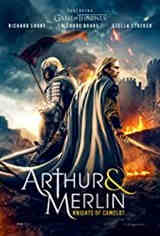 Imagem Arthur And Merlin Knights Of Camelot - Dublado