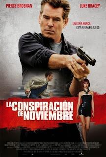 Cartel: La conspiración de noviembre (2014)