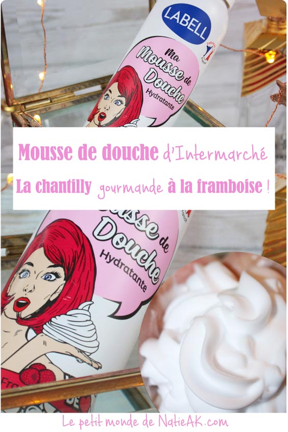 impressions mousse corps chantilly