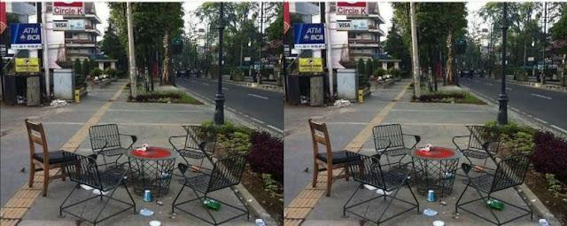 Walikota Bandung Ngamuk Di Instagram Setelah Lihat Trotoar Dago Dikotori