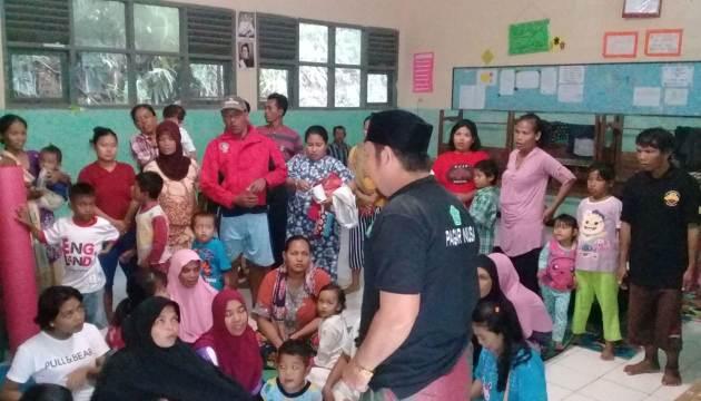 Seluruh Perangkat NU Aktif Bantu Korban Tsunami Selat Sunda