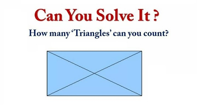 Can you solve triangle puzzle?