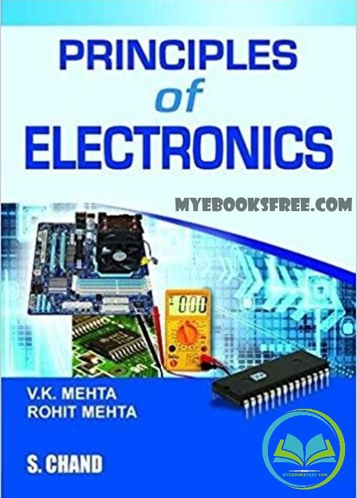 Principles Of Electronics PDF Book by V. K. Mehta, Rohit Mehta