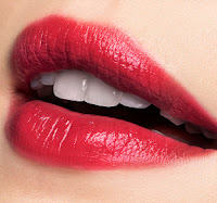 Shimmering Red