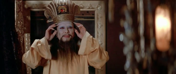 Corona Jumper Big Trouble In Little China 1986