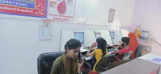 कोरोना वायरस की महामारी में भी ब्लड अरेंज करा रहा है भारत का पहला निशुल्क ब्लड कॉल सेंटर रेड क्रॉस