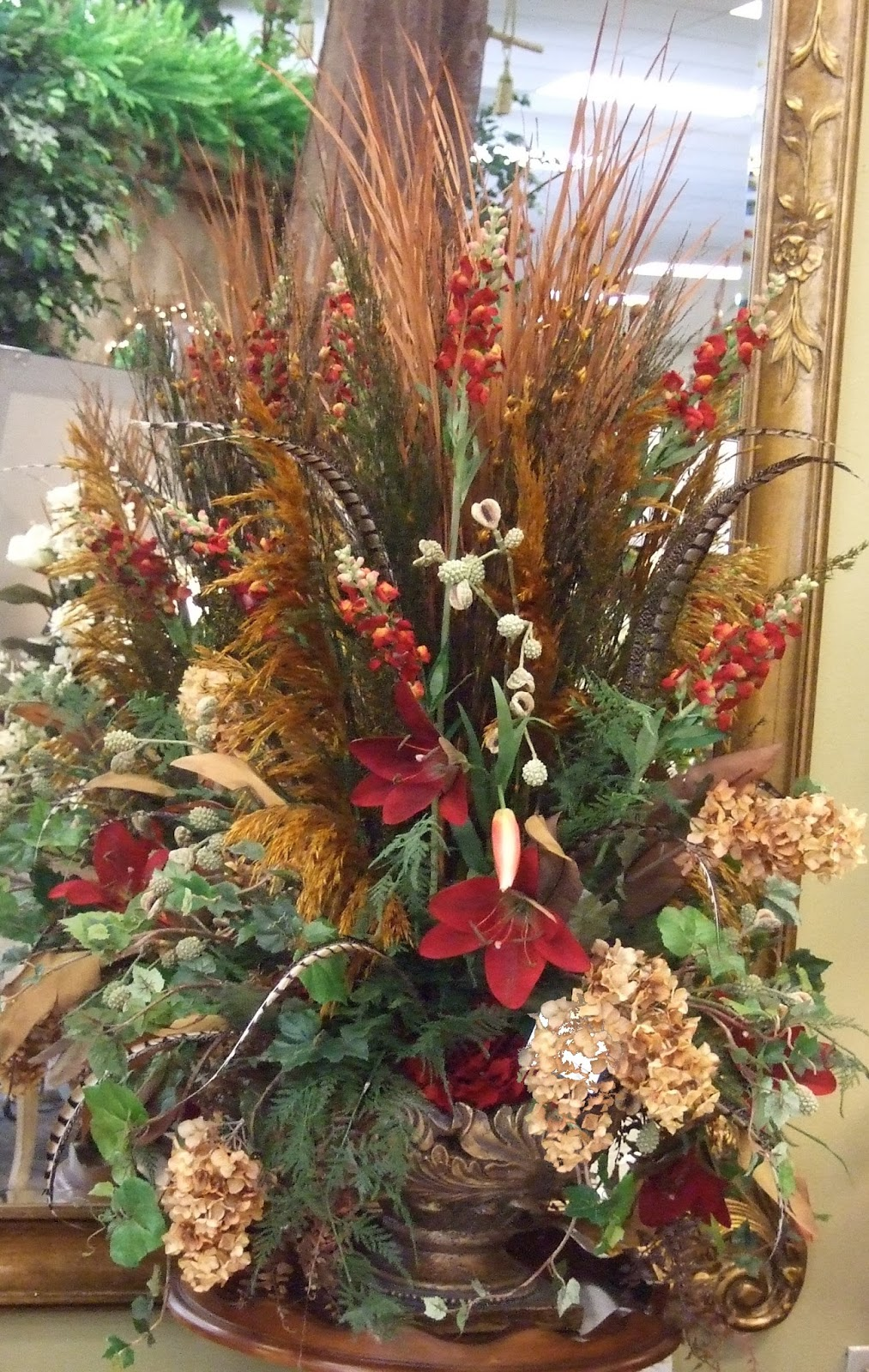 Ana Silk Flowers: Artificial Flowers Floral Exotic ...